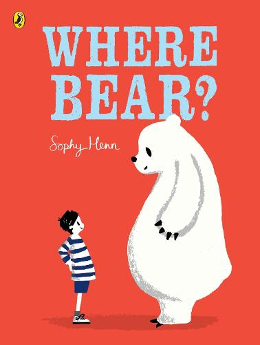 Where Bear? (Paperback)