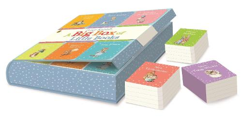 Peter Rabbit: A Big Box of Little Books (Board book)