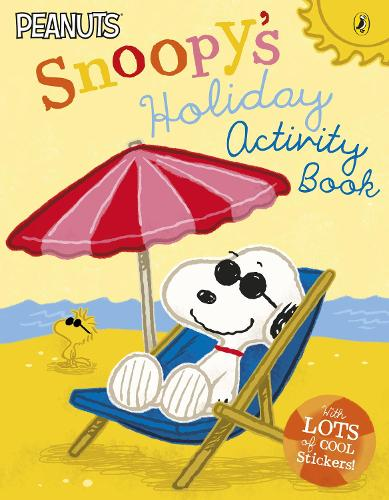 Peanuts: Snoopy's Holiday Activity Book - Peanuts (Paperback)