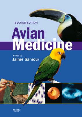 Avian Medicine (Hardback)