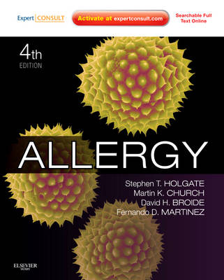 Allergy: Expert Consult Online and Print (Hardback)