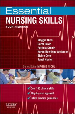 Essential Nursing Skills: Clinical skills for caring (Paperback)