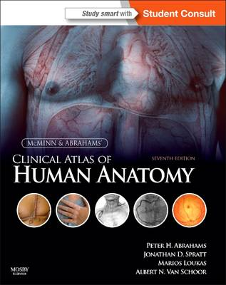McMinn and Abrahams' Clinical Atlas of Human Anatomy: with STUDENT CONSULT Online Access (Paperback)