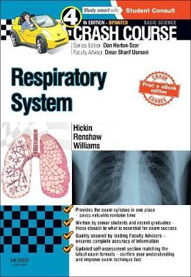 Crash Course Respiratory System Updated Print + eBook edition - Crash Course (Paperback)