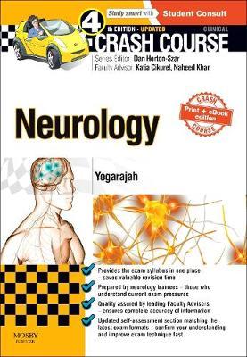 Crash Course Neurology Updated Print + eBook edition - Crash Course (Paperback)