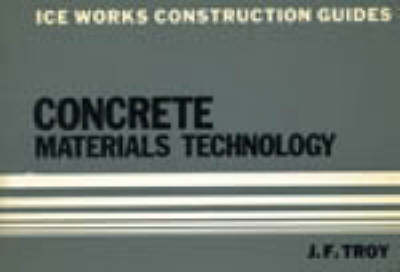 Concrete: materials technology (Paperback)