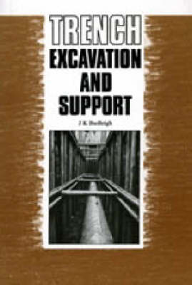 Trench Excavation and Support (Paperback)