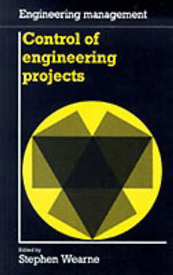 Control of Engineering Projects (Engineering Management series) - Engineering Management 6 (Paperback)