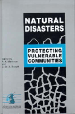 Natural Disasters: Protecting Vulnerable Communities (Hardback)