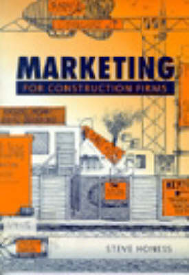 Marketing for Construction Firms (Paperback)