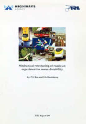 Rheological Properties of Polymer-Modified Binders for use in Rolled Asphalt Wearing Course - TRL 157 (Paperback)