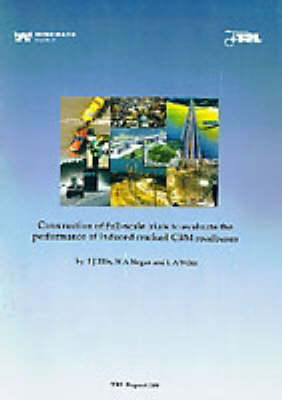 Construction of Full-scale Trials to Evaluate the Performance of Induced Cracked CBM Roadbases (TRL 289) (Paperback)