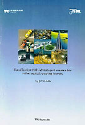 Specification Trials of High-Performance Hot Rolled Asphalt Wearing Courses (TRL 315) (Paperback)