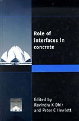 Role of Interfaces in Concrete (Hardback)