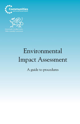 Environmental Impact Assessment: A Guide to Procedures (Paperback)