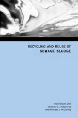 Recycling and Reuse of Sewage Sludge (Hardback)
