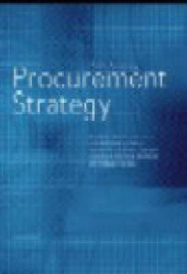 Public Authority Procurement Strategy (Paperback)