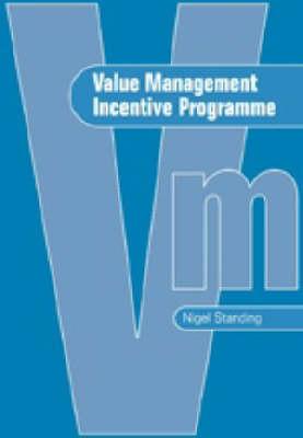Value Management Incentive Programme (Hardback)