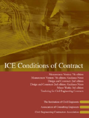 ICE Conditions of Contract (Hardback)