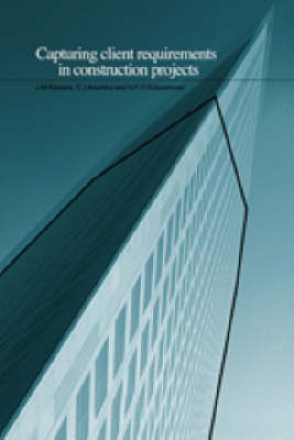Capturing Client Requirements in Construction Projects (Paperback)