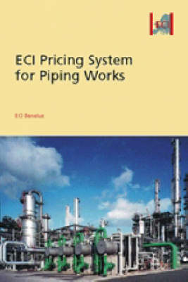ECI Pricing System for Piping Works (Spiral bound)
