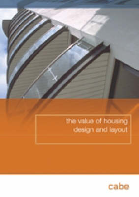 The Value of Housing Design and Layout (Paperback)