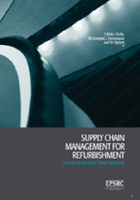 Supply Chain Management for Refurbishment: Lessons from High Street Retailing (Paperback)