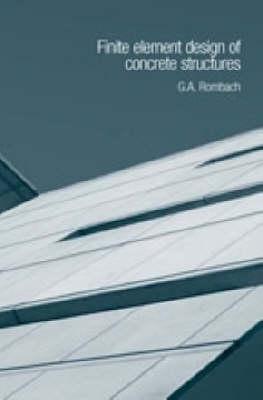 Finite Element Design of Concrete Structures (Hardback)