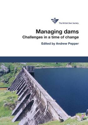 Managing Dams: Challenges in a time of change: 16th British Dam Society Conference 2010 (Hardback)