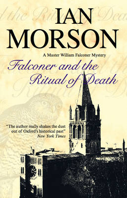 Falconer and the Ritual of Death (Hardback)