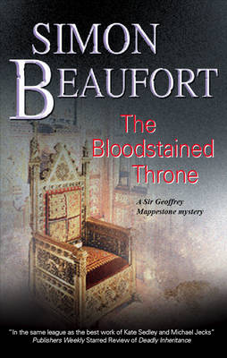 The Bloodstained Throne (Hardback)