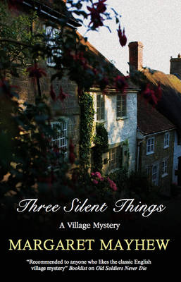 Three Silent Things (Hardback)