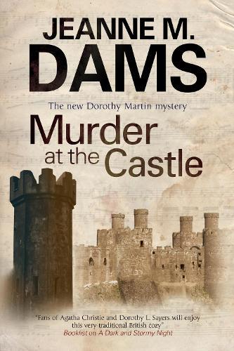 Murder at the Castle - A Dorothy Martin Mystery (Hardback)