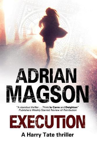 Execution - A Harry Tate Thriller 5 (Hardback)