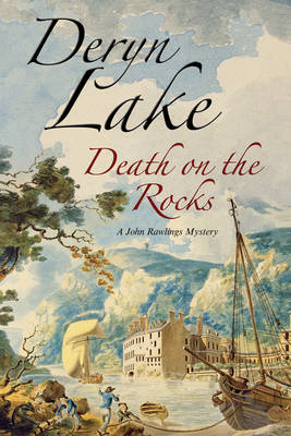 Death on the Rocks - A John Rawlings Mystery 15 (Hardback)