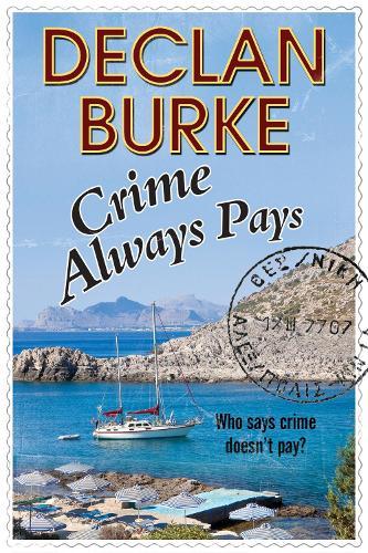 Crime Always Pays (Hardback)