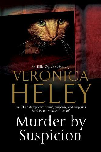 Murder by Suspicion: An Ellie Quicke British Murder Mystery - An Ellie Quicke Mystery 16 (Hardback)