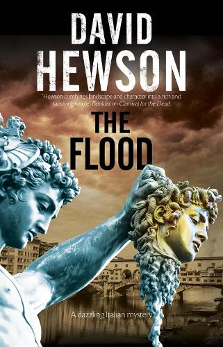 The Flood: A mystery set in Florence, Italy (Hardback)