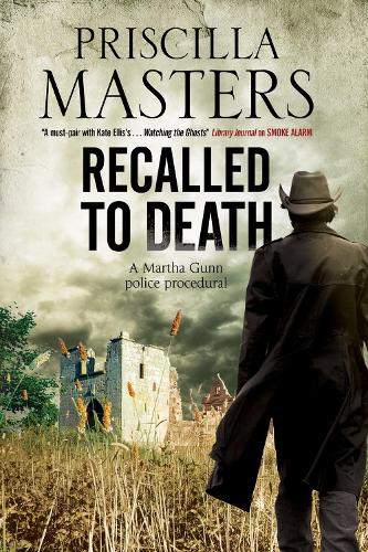 Recalled to Death: A Martha Gunn Police Procedural - A Martha Gunn Mystery 6 (Hardback)