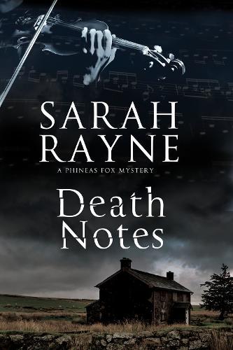 Death Notes - A Phineas Fox Mystery 1 (Hardback)