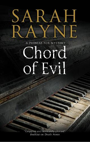 Chord of Evil: Wartime Suspense - Phineas Fox Mystery 2 (Hardback)
