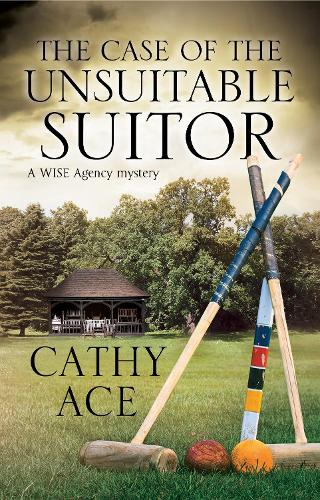 The Case of The Unsuitable Suitor - WISE Enquiries Agency Mystery 4 (Hardback)