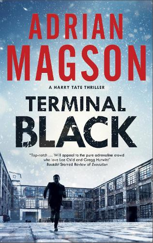 Terminal Black - A Harry Tate Thriller (Hardback)