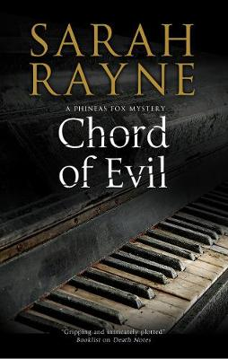 Chord of Evil - Phineas Fox Mystery 2 (Hardback)