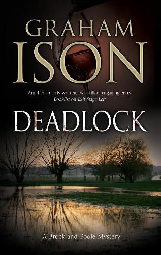 Deadlock - A Brock & Poole Mystery (Hardback)