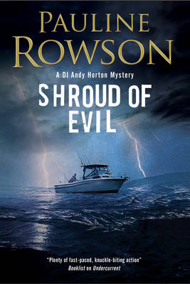 Shroud of Evil: An Missing Persons Police Procedural - An Andy Horton Marine Mystery (Hardback)