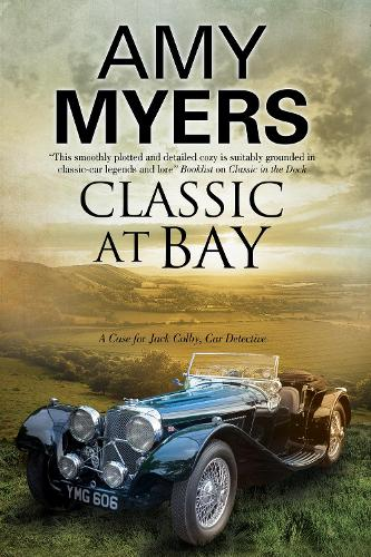 Classic at Bay - A Jack Colby Mystery 8 (Hardback)