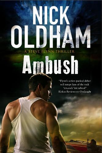 Ambush: A Thriller Set on Ibiza - A Steve Flynn Mystery 2 (Hardback)