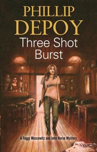 Three Shot Burst: Severn House Publishers (Hardback)