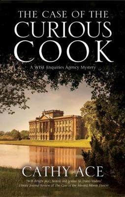 The Case of the Curious Cook: Severn House Publishers (Hardback)